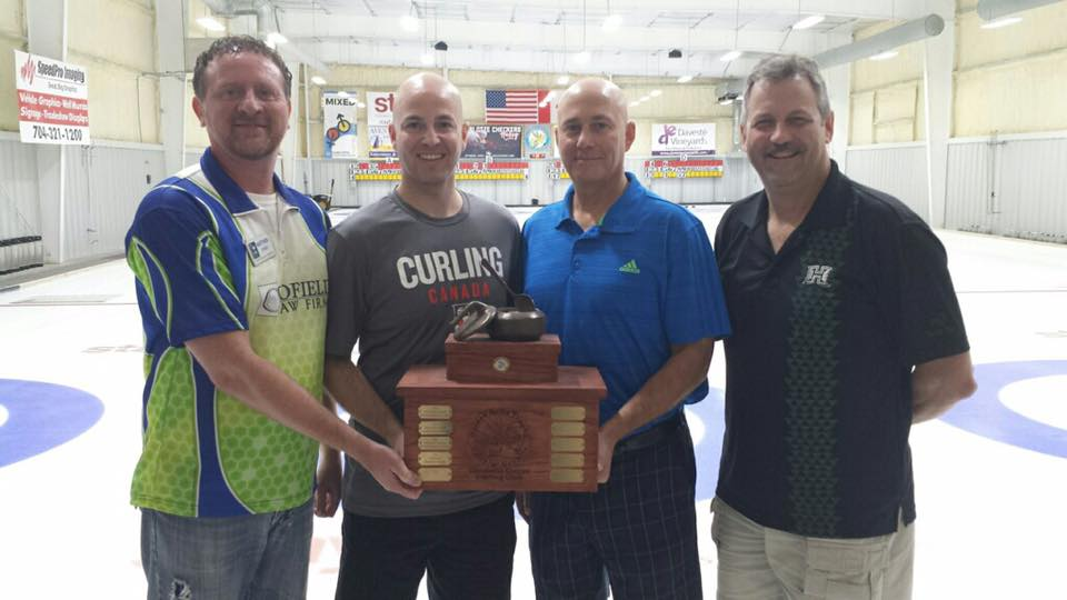 2016 Grits 'n Granite First Event Winners