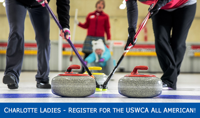 Register now for the USWCA All American, March 31 - April 2